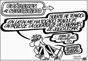 Slectividad PAU