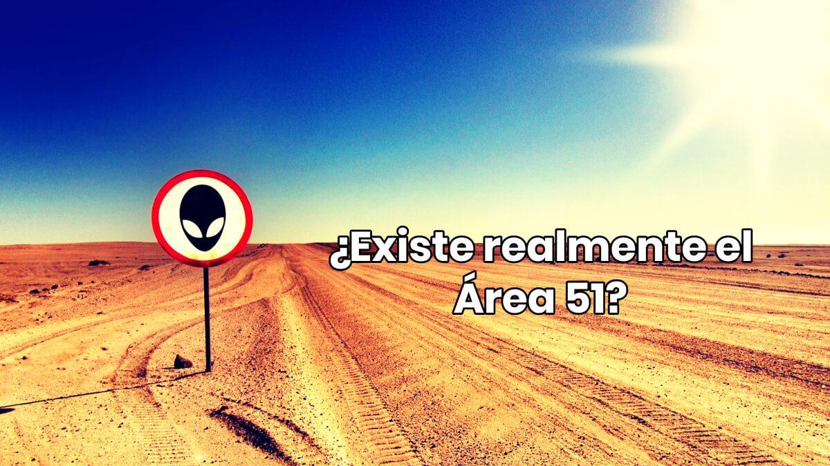 ¿Existe realmente el área 51?